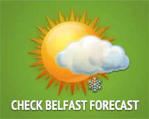 Belfast Weather Forecast
